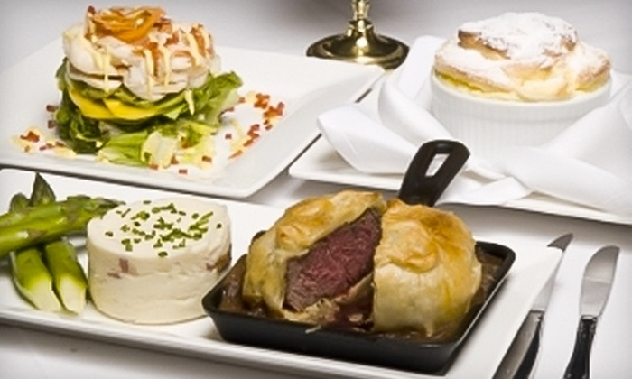 Le Bistro - Lincoln Village West: $20 for $40 Toward Gourmet Cuisine and Drinks at Le Bistro