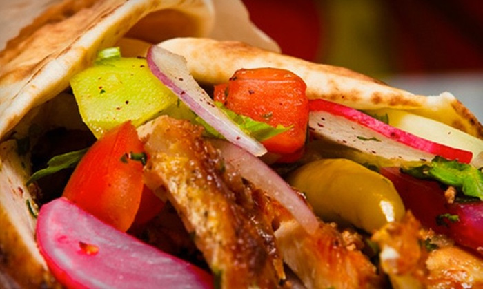 I Dream of Falafel (OakBrook) - The Loop: $5 Worth of Falafel, Shawarma, and Mediterranean Fare