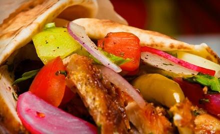 I Dream of Falafel - I Dream of Falafel in Chicago