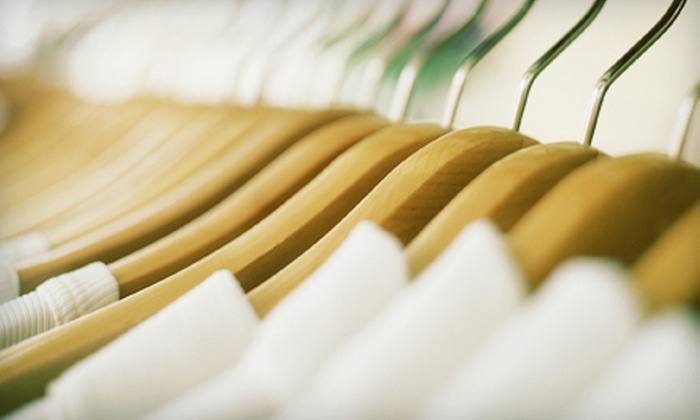 Jerry's Cleaners - Naples: $15 for $30 Worth of Dry-Cleaning, Laundering, and Alteration Services at Jerry's Cleaners