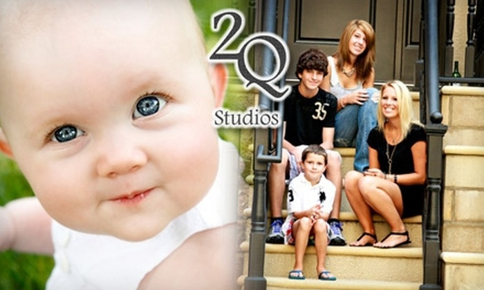 2Q Studios - Columbus: $79 for a One- to Two-Hour Photography Session and 10 Digital Files at 2Q Studios ($350 Value)