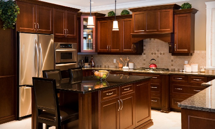 Kitchenomics, Inc. - Roswell: $69 for $300 Toward Granite Countertops and Kitchen Remodel Services from Kitchenomics, Inc.