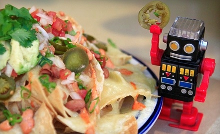 $20 Groupon to Nico's Tacos - Nico's Tacos in San Francisco