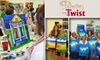 Painting with a Twist - Grogan's Mill: $20 for a Painting Class at Painting with a Twist (Up to $45 Value)
