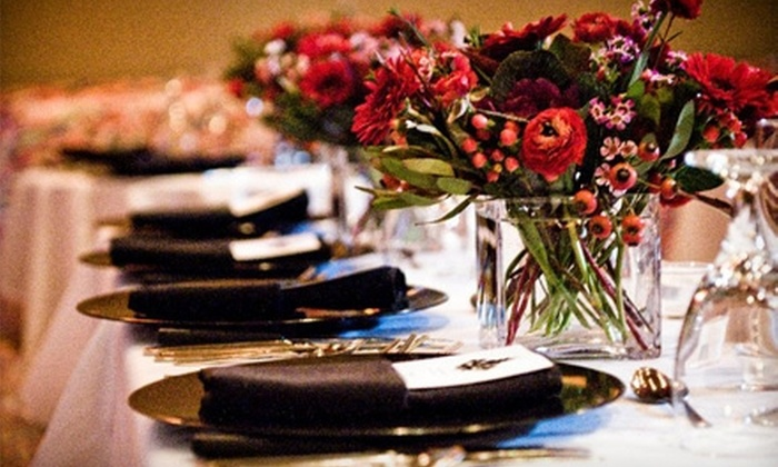 The Room at Meritage - Columbus: $15 for $30 Worth of Fine Dining at The Room at Meritage