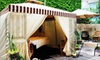 Everything Beauty Salon and Spa - Allen: Outdoor-Cabana Massage Experience with Wine or Mimosa at Everything Beauty