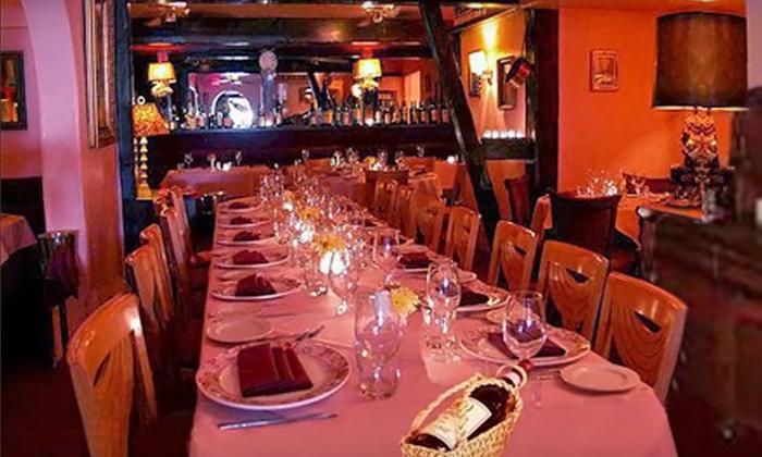 Pamplemousse Le Restaurant - Las Vegas: $25 for $50 Worth of Upscale French Cuisine at Pamplemousse Le Restaurant