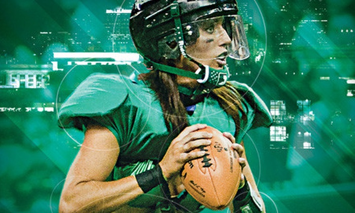 Lingerie Football League - Trenton: Admission to Philadelphia Passion Lingerie Football Game in Trenton, New Jersey (Up to 61% Off). Three Options Available.