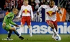 New York Red Bulls - Harrison: $15 for Ticket to New York Red Bulls Game Against San Jose Earthquakes on April 16 Plus Scarf or T-Shirt ($63 Value)