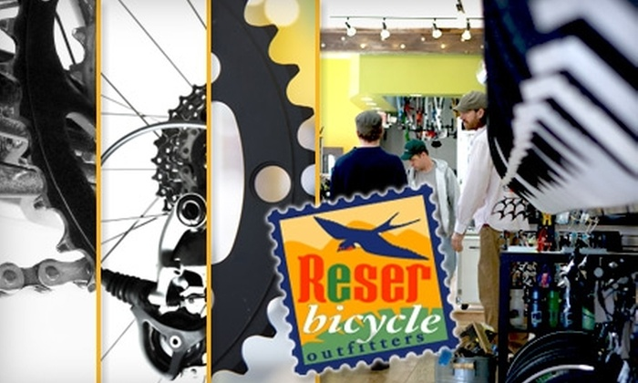 Reser Bicycle Outfitters - Cincinnati: $19 for a Bicycle Tune-Up at Reser Bicycle Outfitters ($45 Value)