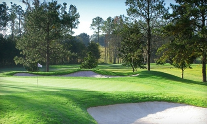 Golden Hills Golf and Turf Club - Ocala: $40 for a Round of Golf for Two and Cart Rental at Golden Hills Golf and Turf Club (Up to $80 Value)