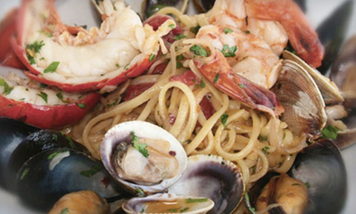 Alberto's Trattoria - North York: Italian Meal for Two or $20 for $40 Worth of Fine Italian Cuisine and Drinks at Alberto's Trattoria in North York