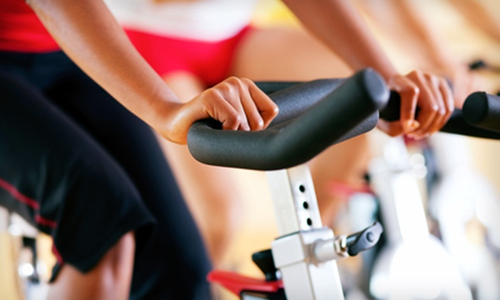 Ladies Workout Express - Asheville: $25 for a Two-Month Cardio-and-Wellness Pass at Ladies Workout Express ($180.94 Value)