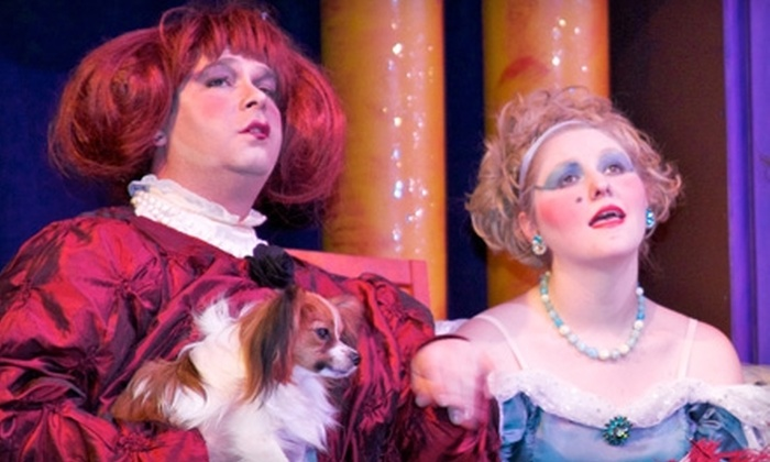 """Iowa City Community Theatre - Iowa City: $18 for Two Tickets to """"The Drowsy Chaperone"""" Performed by the Iowa City Community Theatre ($36 Value). Six Dates Available."""