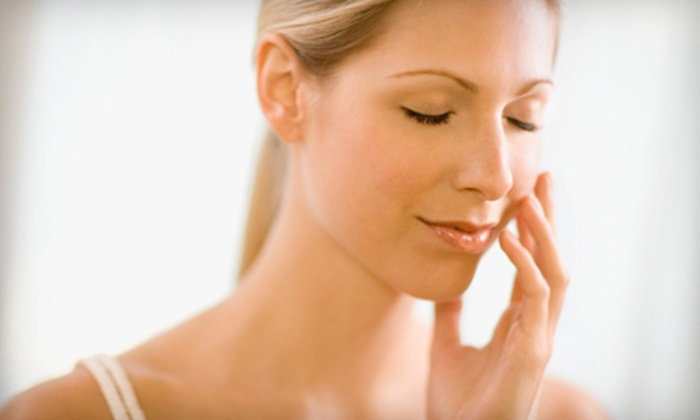The Anti-Age Spa at Leigh Ann - Multiple Locations: $179 for Collagen-Induction Therapy for Face and Neck at The Anti-Age Spa at Leigh Ann in Greenwood Village ($375 Value)