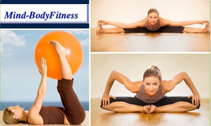 Mind-Body Fitness - Logan Circle - Shaw: $30 for Five Pilates Mat Classes ($75 value)