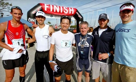 Kemah Triathlon Festival: Entry to the Sprint Race on Sat., Apr. 2 at 6:50AM  - Kemah Triathlon Festival in Kemah