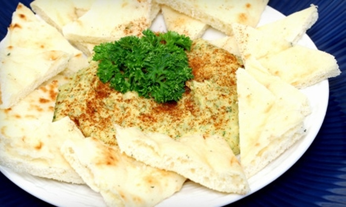 All Spice Deli - Portland: $4 for $8 Worth of Lebanese Sandwiches and Plates at All Spice Deli