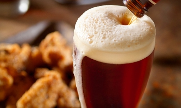Rock Bar & Grill - Detroit: $15 for $30 Worth of Pub Fare and Drinks (or $15 for $35 Monday–Thursday) at Rock Bar & Grill in Plymouth