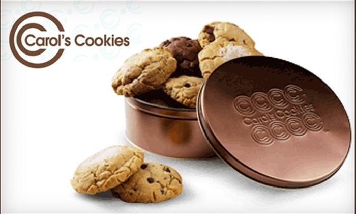 Carol's Cookies: $20 for $40 Worth of Cookies from Carol's Cookies