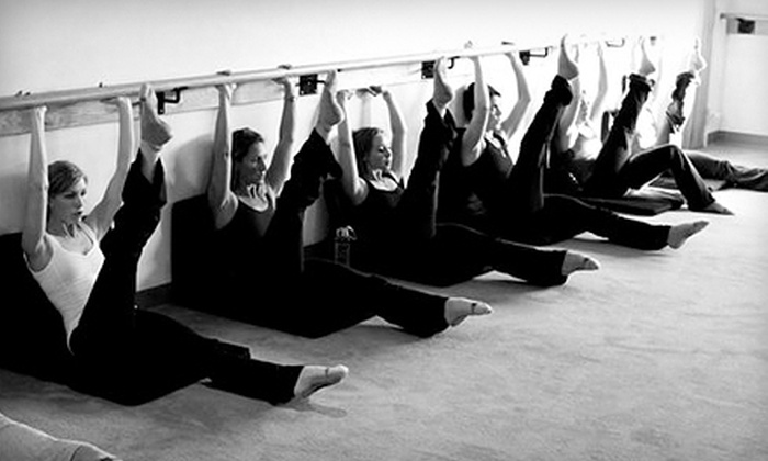 The Bar Method Santa Barbara - Multiple Locations: $29 for One Month of Unlimited Classes at The Bar Method Santa Barbara ($100 Value)