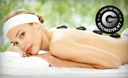 Spa Package (a $135 total value) - Saggio Spa in Webster