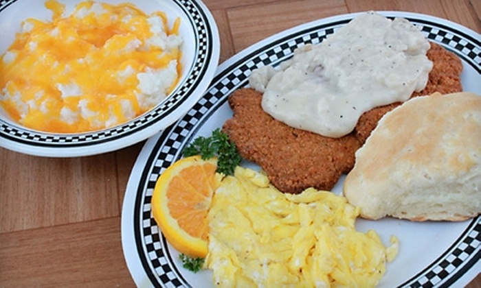 The Lunchbox - Tallahassee: $5 for $10 Worth of Homestyle Diner Fare at The Lunchbox on Magnolia