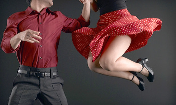 NOLA Swing - Touro: $39 for a Private Swing-Dancing Class for Up to Four from Nola Swing ($80 Value)
