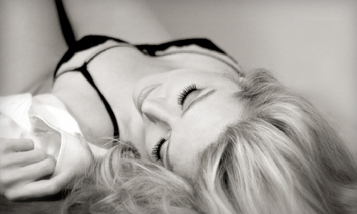 Flash Boudoir - Phoenix: $89 for a Boudoir Photo Package at Flash Boudoir in Scottsdale ($385 Value)
