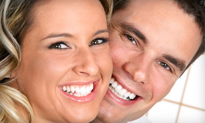 Bling Dental Products - Central Fresno: $49 for a Shazzam At-Home Teeth-Whitening System from Bling Dental Products ($103.95 Value)