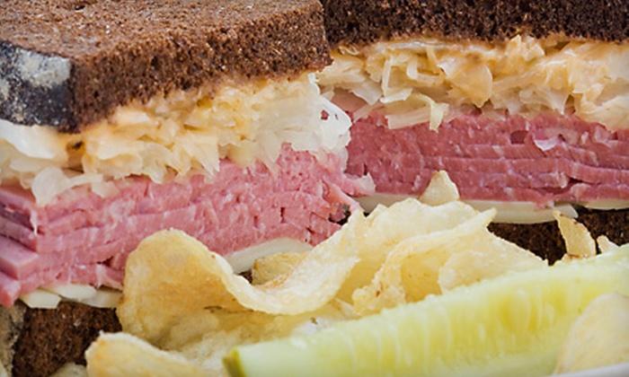 West Village Market & Deli - Falconhurst: Deli Sandwiches or Groceries at West Village Market & Deli