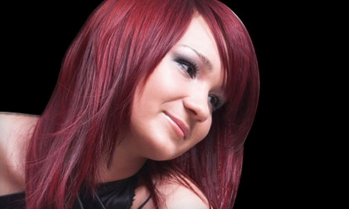 Salon Bliss - Fuquay-Varina: $60 for a Partial Highlight, Women's Haircut, and Redken Chemistry Treatment at Salon Bliss in Fuquay-Varina ($125 Value)