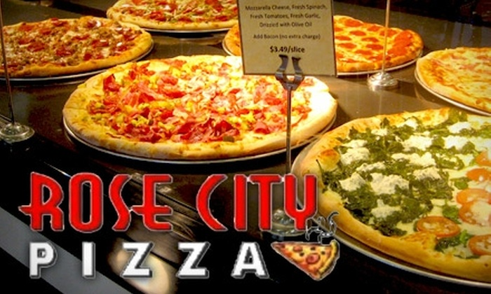Rose City Pizza - Rosemead: $9 for a Large Specialty Pizza at Rose City Pizza ($19 Value)