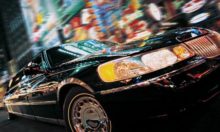 American Coach Limousine - Glencoe: $25 for $50 Worth of Any Chauffer Service from American Coach Limousine