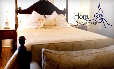 Hotel Belvedere - Hotel Belvedere in Kingston
