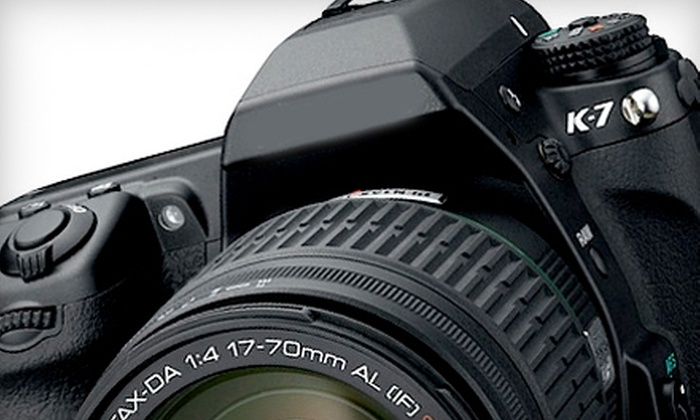 Chimpsy - Madison: $49 for a Photography Workshop from Chimpsy ($125 Value)