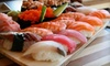Sushi California - South Berkeley: $15 for $30 Worth of Sushi and More at Sushi California in Berkeley