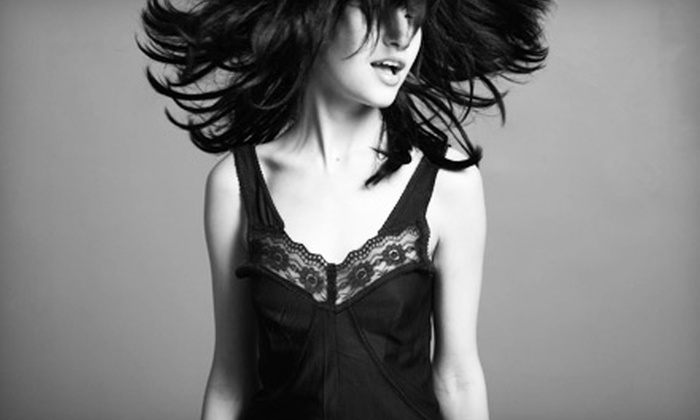 null - Multiple Locations: $25 for $55 Worth of Salon Services at Rituals Salon