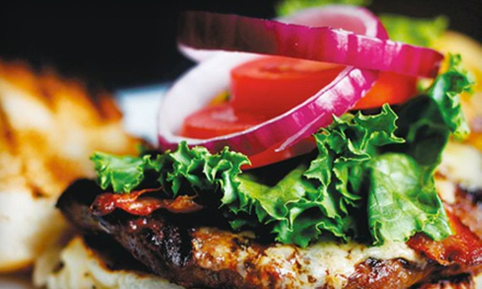 Crossing's Grill and Pub - Hyde Park Location: $15 for $30 Worth of Upscale Pub Fare at Crossings Grill and Pub