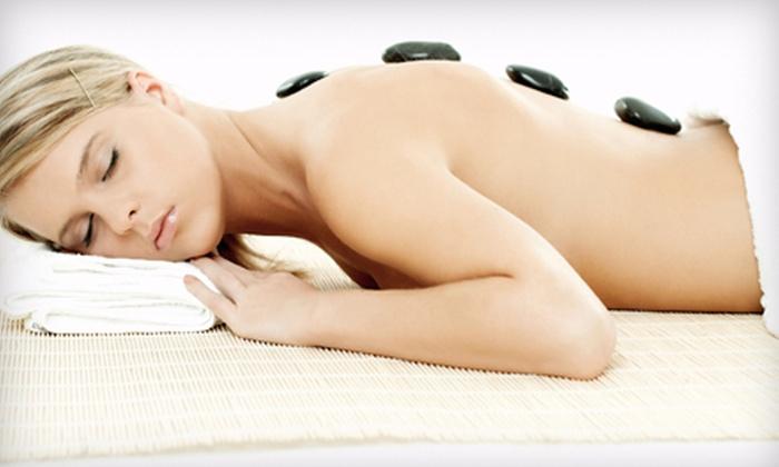Amanti Salon - Devonwood: Swedish, Deep-Tissue, or Hot-Stone Massage at Amanti Salon in Cromwell (Half Off)