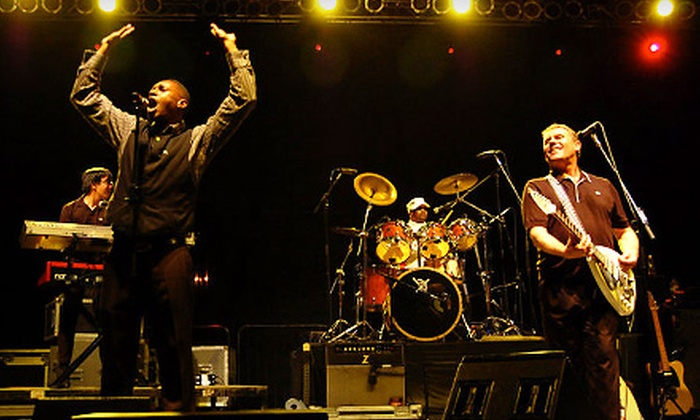 The Wedge Street Concert with The English Beat - Escondido: $17 for One Ticket to The Wedge Street Concert with The English Beat on November 5 at 6 p.m. in Escondido (Up to $45 Value)