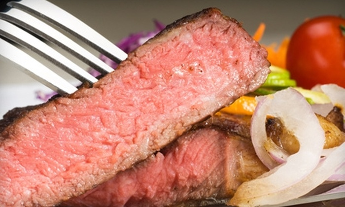 Porter's Steakhouse - Chattanooga: $20 for $50 Worth of Steakhouse Fare and Drinks at Porter's Steakhouse
