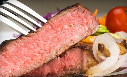 $50 Groupon to Porter's Steakhouse - Porter's Steakhouse in Chattanooga