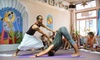 Dharma Yoga - Dharma Yoga Center: $25 Worth of Yoga Classes