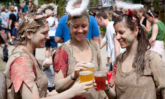 Devil Dash 5K Mud Run - Lyons: $35 for a Devil Dash Colorado 5K Mud Run Entry from Gravity Play Sports, LLC in Lyons ($65 Value)