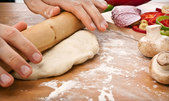 Grazie Pizzeria - Downtown Scottsdale: $150 for Six Cooking Classes from Tuscan Cooking Classes with Maurizio Cristiani in Scottsdale ($300 Value)