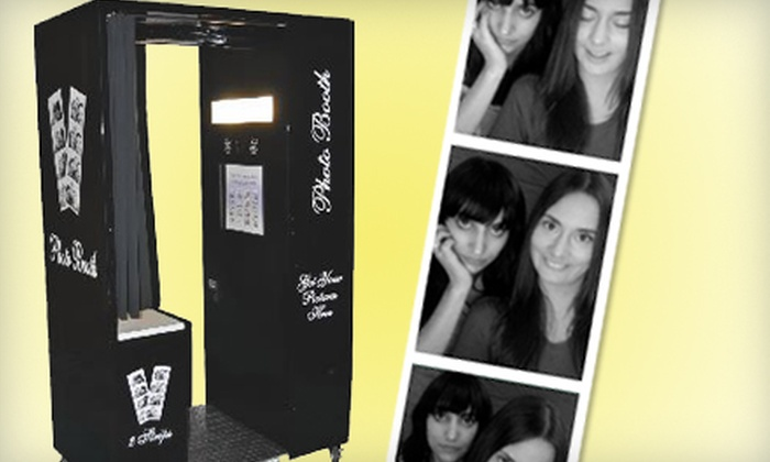 Eventful Rental - Springfield MO: $499 for a Three-Hour Digital-Photo-Booth Rental and Unlimited Prints from Eventful Rental ($1,100 Value)