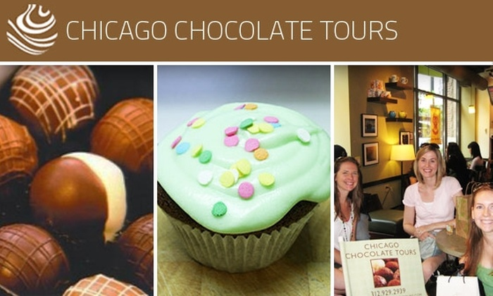 Chicago Chocolate Tours - Loop: $25 for a Chicago Chocolate Tour ($40 Value)
