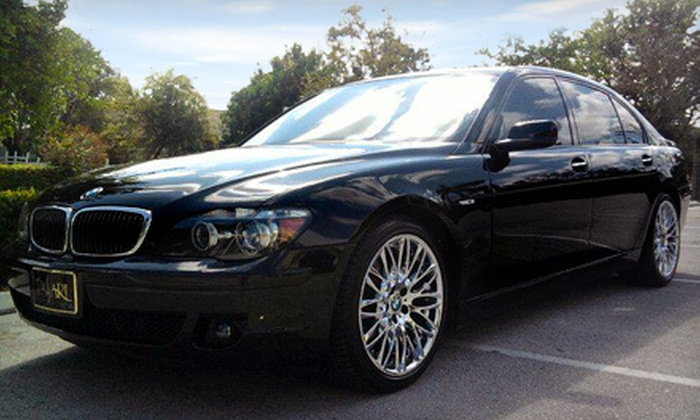 Performance Detailing - Old Naples: Mobile Detailing Service for Car or Light Truck, or for SUV, Van, or Full-Size Truck from Performance Detailing (Half Off)