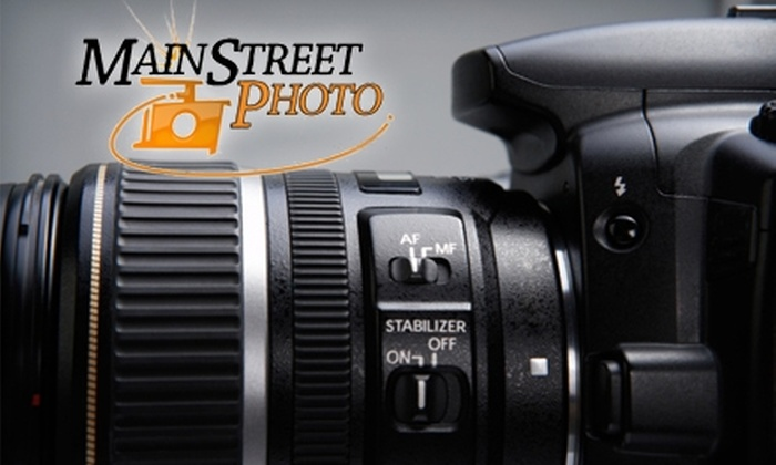 Main Street Photo - Bowling Green: $10 for $20 Worth of Photo Developing, Printing Services, and More at Main Street Photo